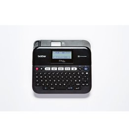 Brother Beschriftungsgerät, P-touch D450VP, Tischgerät, für: TZe-Bänder