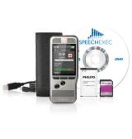 Philips Diktiergerät Digital Pocket Memo 6000, silber