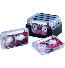 Philips Diktierkassette, Mini, LFH 005, 2x15min