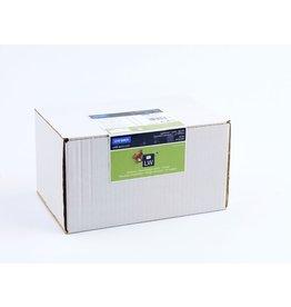 DYMO Etikett LabelWriter, Versandetikett, perm., Pap., 101x54mm, weiß