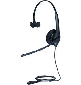 Jabra Headset BIZ™ 1500, Kopfbügel, Mono, QD™, Kabellänge: 0,95 m, sw