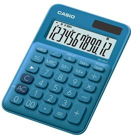 Casio Taschenrechner, MS-20UC, flaches Display, 12stellig, 1zeilig