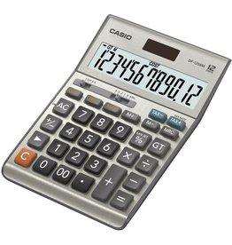 Casio Tischrechner, DF-120BM, angewinkeltes Display, 12stellig