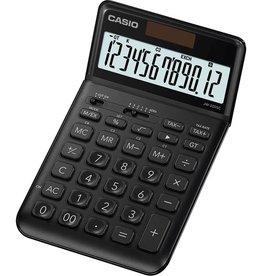 Casio Tischrechner, JW-200SC, Solar-/Batteriebetrieb, 12stellig, schwarz