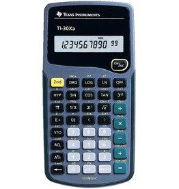 TEXAS INSTRUMENTS Tischrechner, TI-30Xa, 10stellig