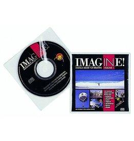 DURABLE CD-Hülle, PP, für: 2CDs, farbl.