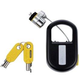 Kensington Kabelschloss MicroSaver®, Kabel einziehbar, Kabellänge: 1,2m
