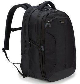TARGUS Laptoprucksack Corporate Traveller, Nylon, D: 39,62 cm, schwarz