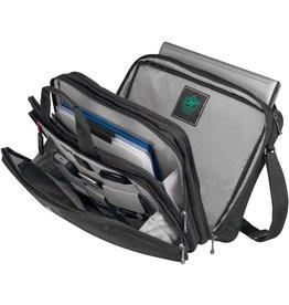 WENGER Laptoptasche LEGACY, Polyester, D: 43,18 cm, 44x18x34cm, schwarz