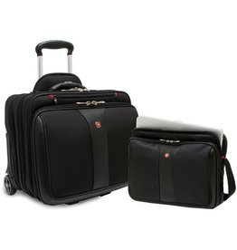 WENGER Laptoptrolley PATRIOT, Polyester, 29,2 x 43,2 x 39,4 cm, schwarz