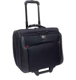 WENGER Laptoptrolley POTOMAC, PES/Ny/Vin., D: 39,12 cm, 43x23x36cm, sw