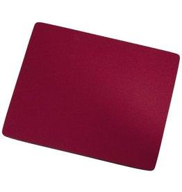 hama Mauspad, Jersey/Ethylenvinylacetat, 22,3 x 18,3 cm, 6 mm, rot