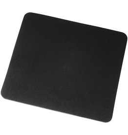 hama Mauspad, Jersey/Ethylenvinylacetat, 22,3 x 18,3 cm, 6 mm, schwarz