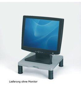 Fellowes Monitorständer, Platte: 34 x 34 cm, 3fach höhenverstellbar, 5 - 10 cm