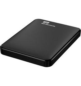 WD Festplatte Elements™ Portable, USB 3.0, extern, 1 TB, 82 x 111 x 15 mm
