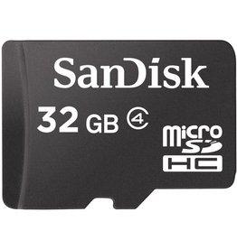 SanDisk Speicherkarte microSDHC™, 32 GB, class: 4