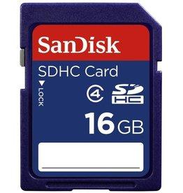 SanDisk Speicherkarte Standard SDHC™, 16 GB