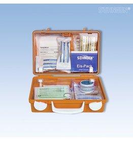 SÖHNGEN Erste-Hilfe-Koffer QUICK-CD Standard, gefüllt, Inhalt: DIN 13157