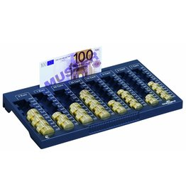 DURABLE Zählbrett €UROBOARD® L, EUR, 324x190x34mm, anthr.