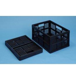 Really Useful Box Klappbox, PP, 2 Tragegriffe, 32 l, 475 x 345 x 235 mm, schwarz