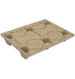 Pressel Palette Inka, Einweg, Holz, 400 x 800 mm, 3,5 kg, Tragf.: 400 kg
