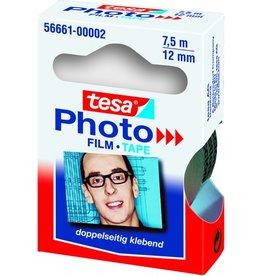 tesa Doppelklebeband Photo FILM, Nachfüllung, sk, 12mmx7,5m