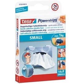 tesa Doppelklebestück Powerstrips® SMALL, sk, abl., 15x35mm