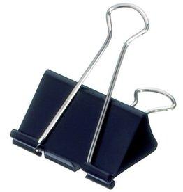 MAUL Briefklemmer mauly®, Metall, B: 51 mm, Klemmweite: 28 mm, schwarz