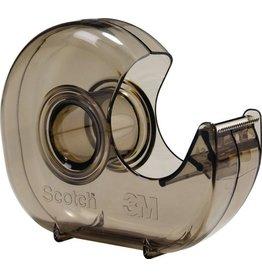 Scotch Handabroller H127, Kunststoff, f.Ro.b.19mmx33m, grau, transparent