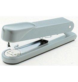 NOVUS Heftgerät STABIL, mechanisch, Einlegetiefe: 54 mm, 30 Blatt, grau
