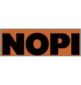 NOPI Packband, PP, sk, 50 mm x 66 m, farblos, transparent