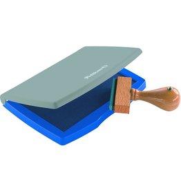 Pelikan Stempelkissen, Kst., Typ: 2 E, i: 11x7cm, getränkt, blau