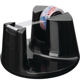 tesa Tischabroller Easy Cut® Compact, schwarz