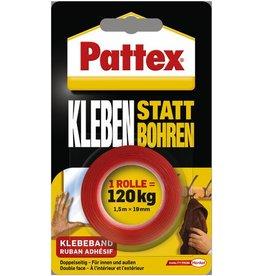 Pattex Montageband Kleben statt Bohren, permanent, 19 mm x 1,5 m