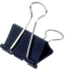MAUL Briefklemmer mauly®, Metall, B: 32 mm, Klemmweite: 13 mm, schwarz