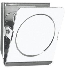 STAPLES Briefklemmer, Met., B: 45mm, chrom