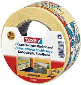 tesa Doppelklebeband universal, sk, 50mmx25m