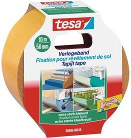 tesa Doppelklebeband Verlegeband extra stark, selbstklebend, 50 mm x 10 m
