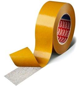 tesa Doppelklebeband Vlies, selbstklebend, permanent, 50 mm x 50 m
