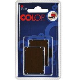 COLOP Ersatzkissen E/4430, rot