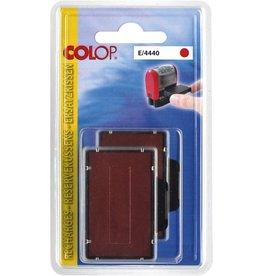 COLOP Ersatzkissen E/4440, rot