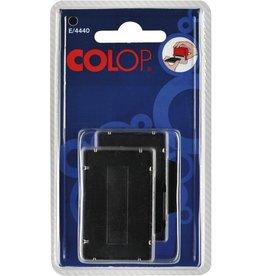 COLOP Ersatzkissen E/4440, schwarz
