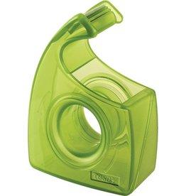 tesa Handabroller Easy Cut® ecoLogo, leer, Kst., f.Ro.b.19mmx10m, grün