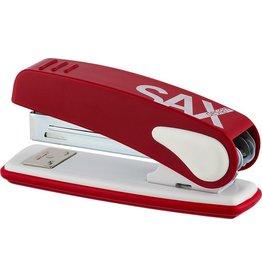 SAX Heftgerät 239 M, für: 24/6 + 26/6, Einlegetiefe: 63 mm, 25 Blatt, rot