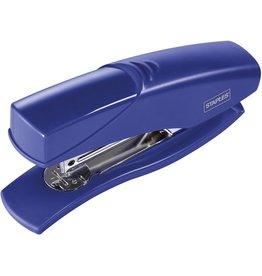 STAPLES Heftgerät, für: 24/6+26/6, Einlegetiefe: 65mm, 25Bl., 2,5mm, blau