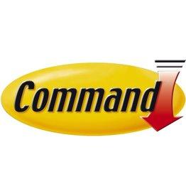 Command Klebehaken Outdoor Deko-Clip, selbstklebend, farblos