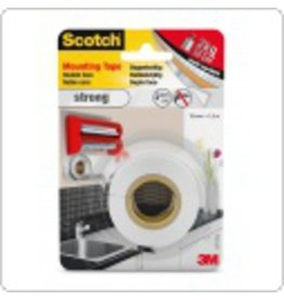 Scotch Montageband, selbstklebend, permanent, 19 mm x 1,5 m