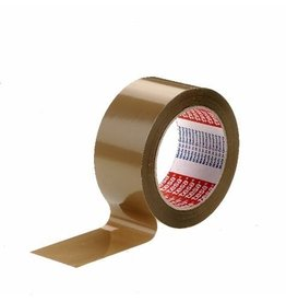 tesa Packband tesapack® 4124, PVC, sk, 25mmx66m, chamois