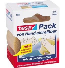 tesa Packband, PVC, sk, 38mmx33m, farbl., tr