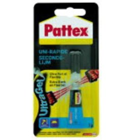 Pattex Sekundenkleber Ultra Gel, Tube, permanent